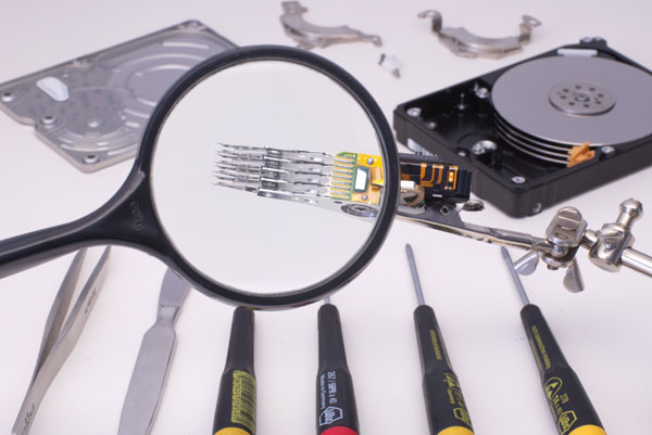 how to recover data from laptop hard drive